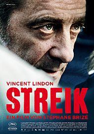 """Filmplakat für """"Streik"""""""