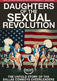 "Movie poster for ""DAUGHTERS OF THE SEXUAL REVOLUTION"""