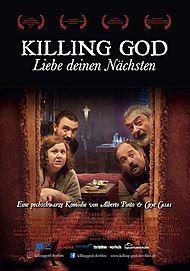 """Filmplakat für """"Killing God - Liebe Deinen Nächsten"""""""