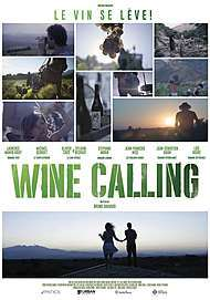 """Movie poster for """"WINE CALLING"""""""