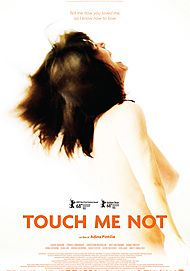 Plakat for TOUCH ME NOT