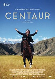 "Movie poster for ""CENTAUR"""