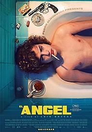 "Movie poster for ""THE ANGEL"""