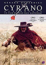 """Movie poster for """"CYRANO DE BERGERAC """""""