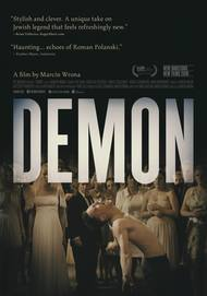 "Movie poster for ""DEMON"""