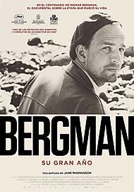 """Movie poster for """"BERGMAN: A YEAR IN A LIFE"""""""
