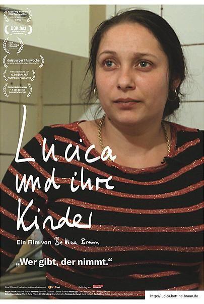"""Filmplakat für """"Lucica und ihre Kinder"""""""