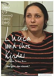 """Movie poster for """"Lucica and her Children"""""""