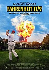 "Movie poster for ""FAHRENHEIT 11/9"""