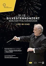 "Filmplakat für ""Berliner Philharmoniker - Silvesterkonzert 2018"""