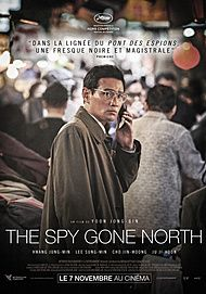 "Movie poster for ""THE SPY GONE NORTH"""