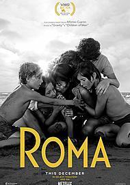 """Filmplakat für """"ROMA"""""""