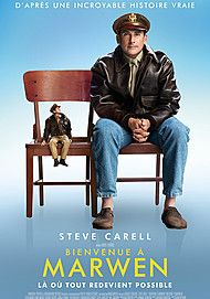 """Movie poster for """"WELCOME TO MARWEN"""""""