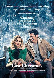 "Filmplakat für ""LAST CHRISTMAS"""