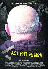 """Filmplakat für """"Asi mit Niwoh - Die Jürgen Zeltinger Geschichte"""""""