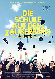 "Movie poster for ""Die Schule auf dem Zauberberg"""