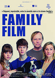 "Movie poster for ""FAMILY FILM"""