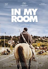 """Movie poster for """"IN MY ROOM"""""""