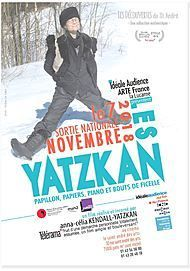"Movie poster for ""LES YATZKAN"""
