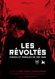 """Movie poster for """"LES REVOLTES"""""""
