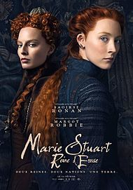 "Movie poster for ""MARY QUEEN OF SCOTS"""