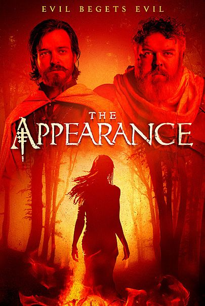 """Movie poster for """"THE APPEARANCE"""""""