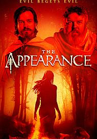 "Movie poster for ""THE APPEARANCE"""