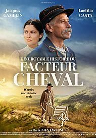 "Movie poster for ""THE IDEAL PALACE"""