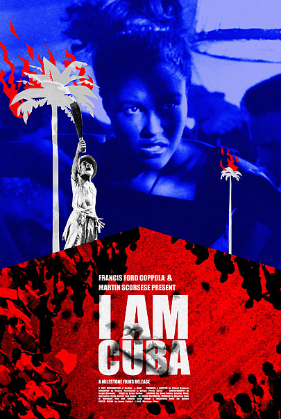 "Movie poster for ""SOY CUBA (I AM CUBA)"""