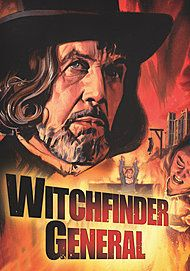 """Movie poster for """"THE WITCHFINDER GENERAL"""""""