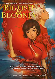 "Movie poster for ""Big Fish & Begonia"""