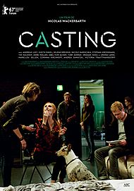 "Movie poster for ""CASTING"""