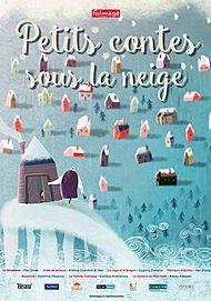 """Movie poster for """"PETITS CONTES SOUS LA NEIGE"""""""