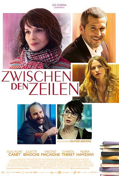 """Filmplakat für """"Zwischen den Zeilen"""""""