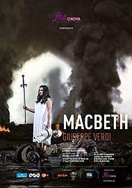 "Movie poster for ""MACBETH (STAATSOPER DE BERLIN - FRA CINEMA)"""