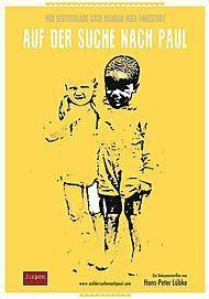 """Movie poster for """"Auf der Suche nach Paul"""""""