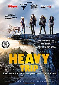 """Filmplakat für """"Heavy Trip"""""""
