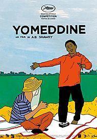 "Movie poster for ""YOMEDDINE"""
