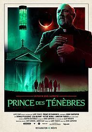 """Movie poster for """"PRINCE OF DARKNESS"""""""