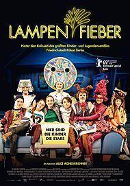 """Filmplakat für """"Lampenfieber"""""""