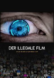 "Movie poster for ""Der illegale Film"""