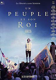 """Filmplakat für """"Ein Volk und sein König"""""""