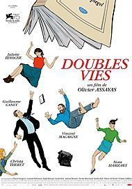 """Movie poster for """"Doubles Vies"""""""
