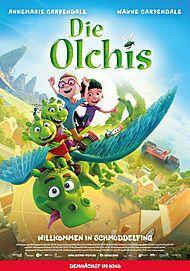 """Filmplakat für """"DIE OLCHIS - WILLKOMMEN IN SCHMUDDELFING"""""""