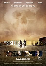 "Filmplakat für ""THE SISTERS BROTHERS"""