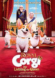 """Filmplakat für """"Royal Corgi - Der Liebling der Queen"""""""