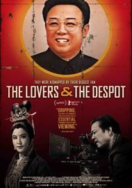 "Movie poster for ""THE LOVERS AND THE DESPOT"""