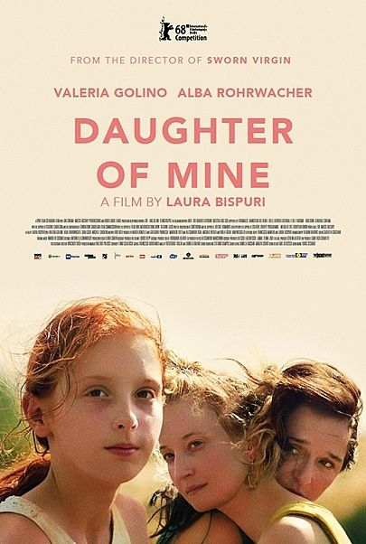 """Movie poster for """"DAUGHTER OF MINE"""""""