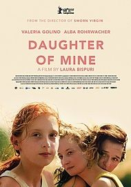 "Movie poster for ""DAUGHTER OF MINE"""