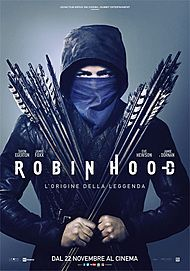 """Movie poster for """"ROBIN HOOD"""""""